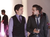 Hutch Dano on White Collar