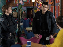 On a Rookie Blue Case