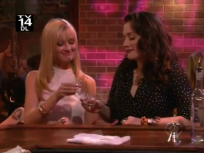 Cheers to 2 Broke Girls!
