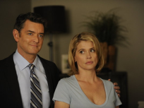 Kristy Swanson on Psych