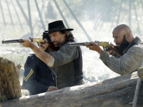 Hell on Wheels Season 1 Episode 9