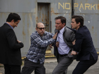 White Collar Return Photo