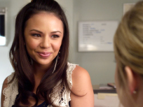 Janel Parrish as Mona