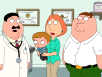 Family Guy Doctor's Visit