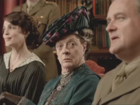 Maggie Smith on Downton Abbey