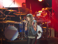 Juliet Simms' Blind Audition