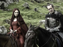Stannis and Melisandre