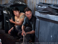 Glenn and Rick, Trapped