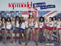 America's Next Top Model British Invasion: First Promo Pic