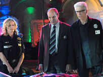 CSI Season 12 Episode 18