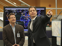 Michael Weatherly and Sean Astin