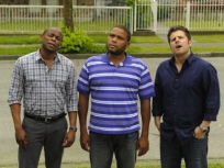 Anthony Anderson on Psych