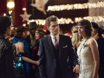 Stelena at the Dance