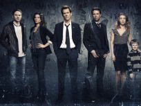 The Following Cast Photo