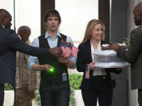 Covert Affairs Season Premiere Scene