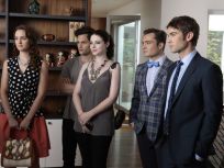 Nate, Chuck, Dan, Blair and Georgina