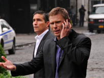 Mark Pellegrino on Person of Interest