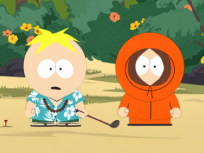 Butters in Hawaii
