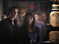 Damon and Bonnie Pic