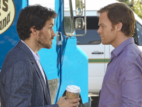 Santiago Cabrera on Dexter