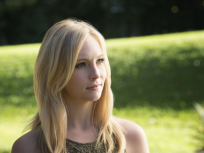 Beautiful Caroline Forbes
