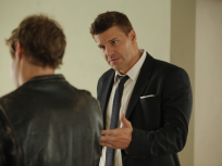 Booth Investigates the Scene