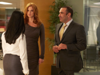 Suits Winter Premiere Pic