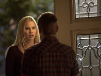 Rebekah at the Door