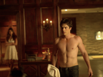 Topless Damon