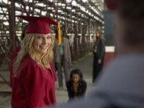 Caroline at Graduation