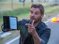 Mike Vogel on Under the Dome