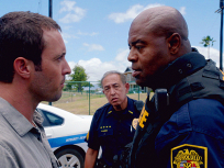 Chi McBride on Hawaii Five-0