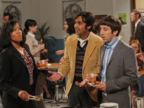 Regina King on The Big Bang Theory