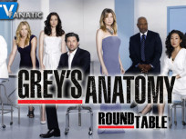 "Grey's Anatomy Round Table: ""Somebody That I Used to Know"""