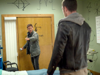Supernatural Season 9 Scene