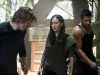 Oliver, Shado and Slade