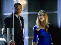 Diggle and Ms. Smoak