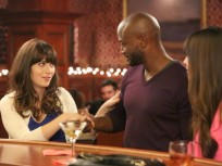 Taye Diggs on New Girl