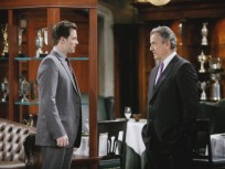 Eric Braeden and Michael Muhney.
