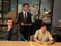 Walton Goggins on Community