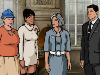 Archer Season 5 Episode 2