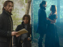 Ichabod, Abbie and Katrina