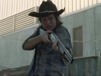 Under Attack, Carl Fights Back