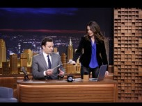 Tina Fey on The Tonight Show