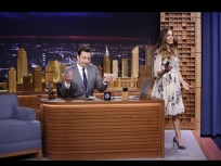 Sarah Jessica Parker on The Tonight Show