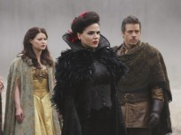 Is Regina Frightened?
