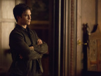 Damon Salvatore Photograph
