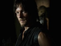 Daryl on The Walking Dead