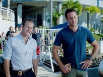 Danno and Steve on a Case