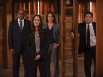 The Rest of the FBI Team